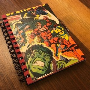 Other - The Defenders Comic Notebook, Superhero Notebook